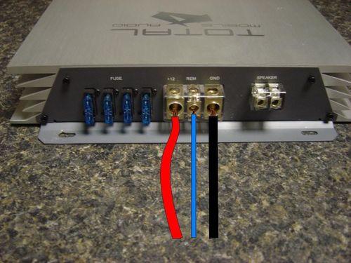 Как подключить усилитель к магнитоле: видео, фото - 2-х и 4-х канальный
