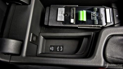 как подключить айфон к автомагнитоле bmw
