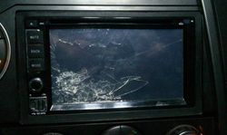 Разбит экран