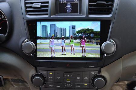 Андроид магнитола для Тойота