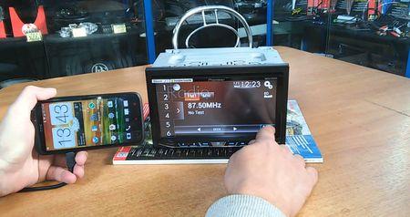 Подключение Андроид телефона к магнитоле