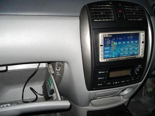 Как снять магнитолу в автомобиле Мазда