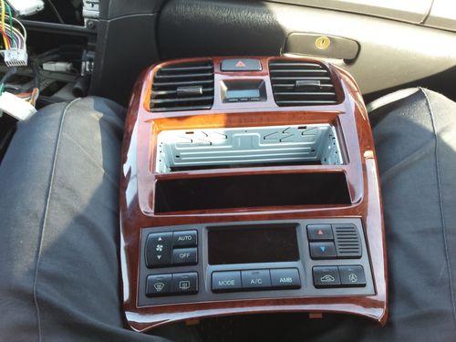 Как снять магнитолу в авто Хендай