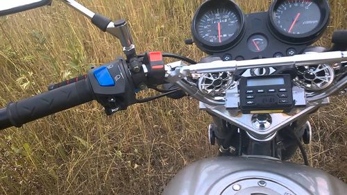 Как выбрать и подключить магнитолу для мотоцикла
