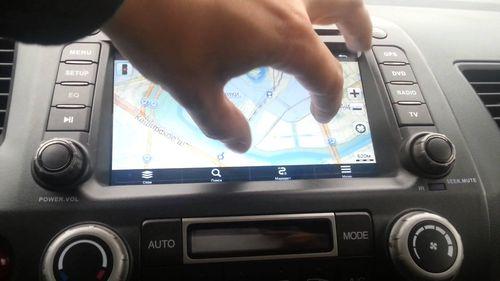 Обзор моделей магнитол для авто Хонда Цивик
