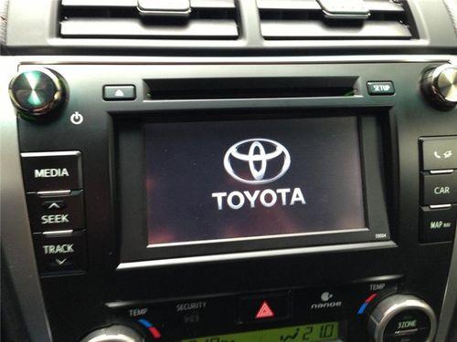 Выбираем магнитолу Toyota Camry