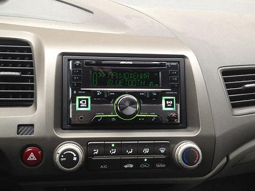 Выбор и установка магнитолы в автомобиле «Honda Civic»