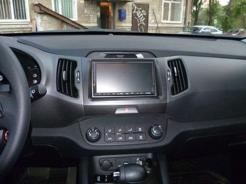 Обзор магнитол на автомобиль KIA Sportage