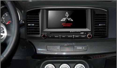 Как подобрать модель магнитолы на Mitsubishi Lancer X