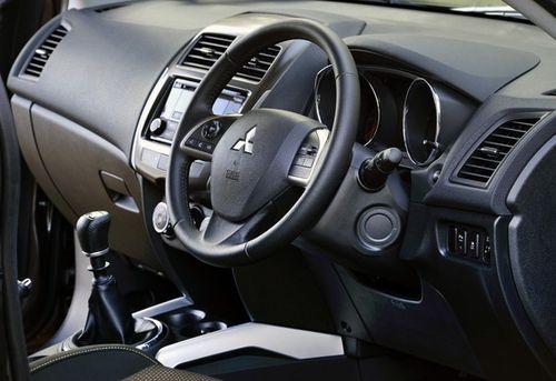Какие магнитолы подходят на Mitsubishi Asx