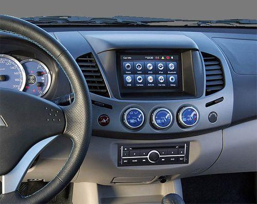 Магнитола для  Mitsubishi Pajero