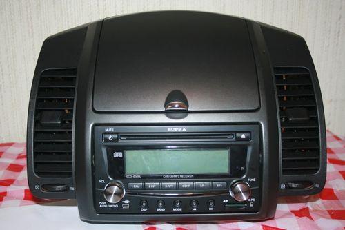 Варинты магнитолы для автомобиля Nissan Note