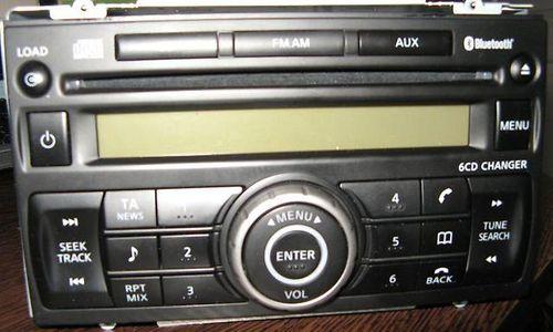 Модели штатной магнитолы для Nissan Qashqai