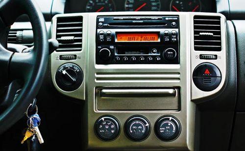Модели штатной магнитолы для Nissan X-Trail