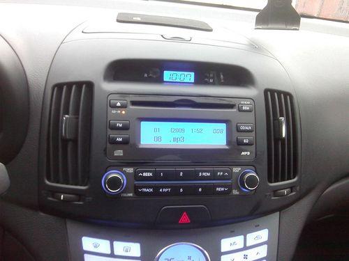 аудиосистема для hyundai elantra 4