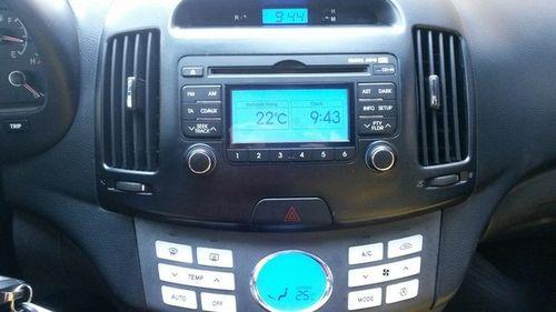 hyundai elantra hd аудиосистема