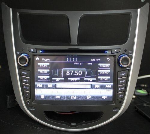Советы по выбору магнитолы на Hyundai Solaris