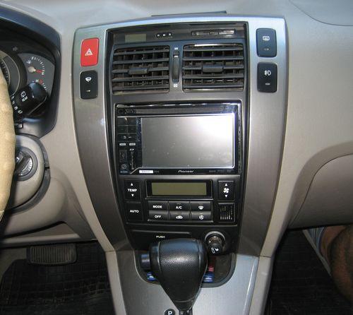 Варианты магнитол на автомобиль Hyundai Tucson