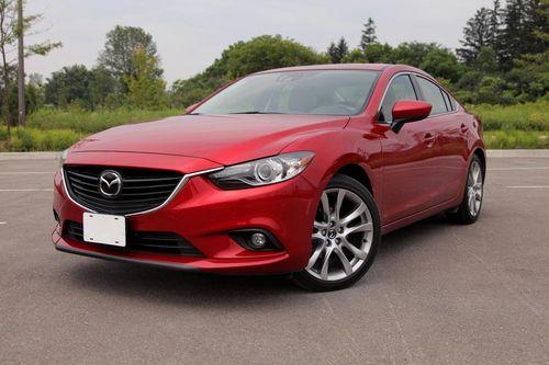 авто Mazda 6