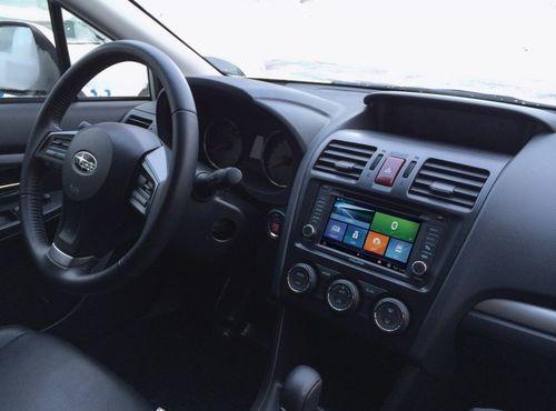 Обзор магнитол для разных моделей автомобиля Субару