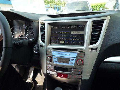Штатная магнитола Subaru Forester (2008 - 2012)