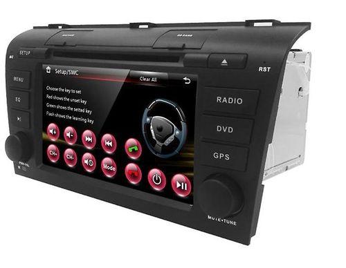 Обзор моделей магнитол для Mazda 3