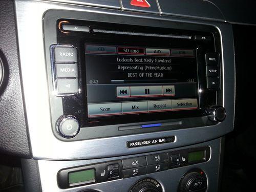 Аудиосистема в авто