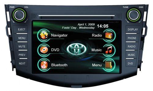 Экран магнитолы