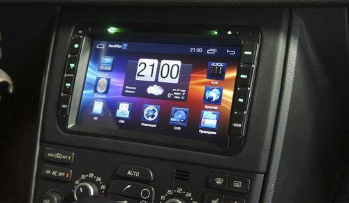Стандартная магнитола Volvo XC90 Android