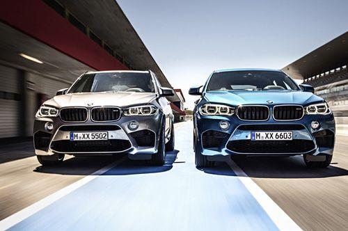 Новый BMW Х5 2017 года