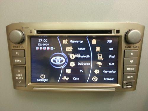Сравнение моделей магнитол для ToyotaAvensis