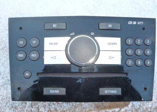 Автомагнитола CD30 MP3