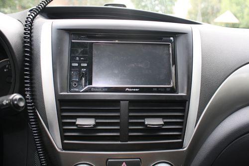 Штатная GPS навигационная система Globex 5791 Subaru Impreza 2008