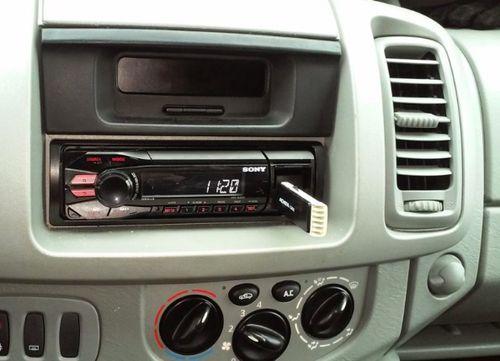 Медиасистема в авто