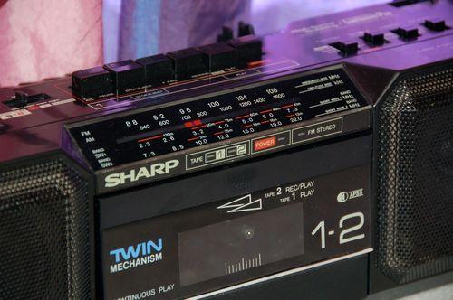 Sharp gf 800z схема
