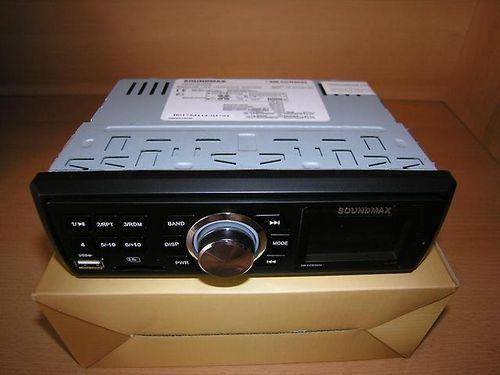 Магнитола soundmax sm-ccr3033