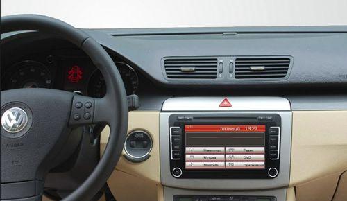 Штатная магнитола для Volkswagen