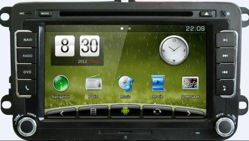 Штатная магнитола Trinity Android Volkswagen