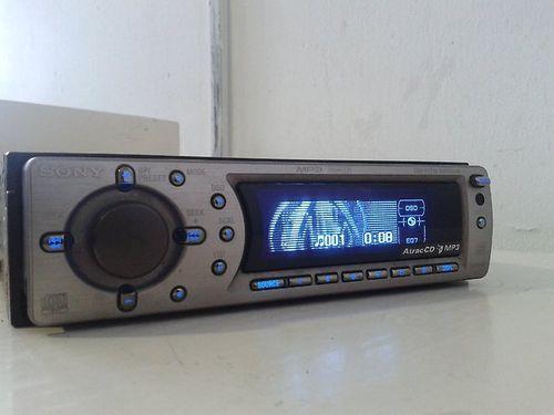 sony cdx 7710