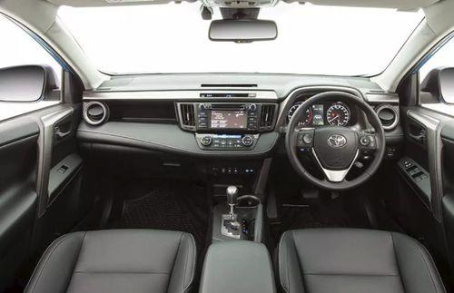 2016 Toyota RAV4 Cruiser