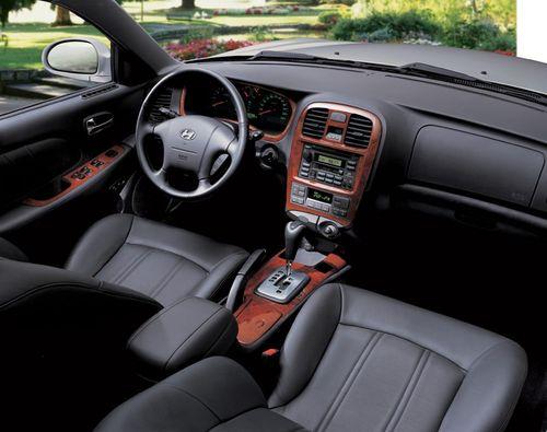 Hyundai Sonata 4 (ТагАЗ)