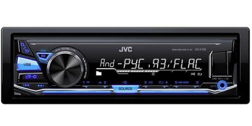 JVC KD-X135