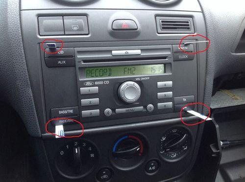 Обзор магнитолы для Форд Фиеста и альтернатив