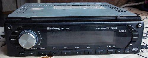 Автомобильная магнитола Elenberg MX 341