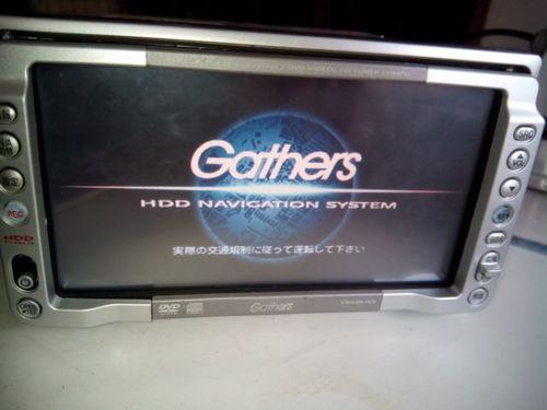 Магнитола Gathers