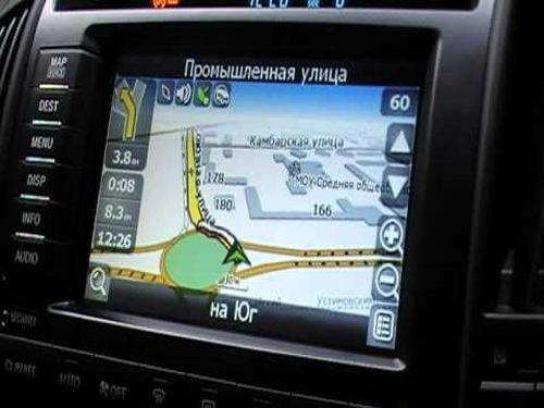 Навигация по России