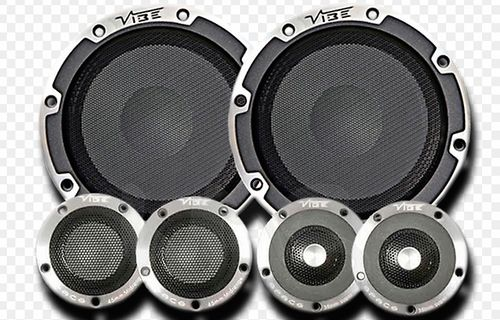 Компонентная акустика 3 х полосная