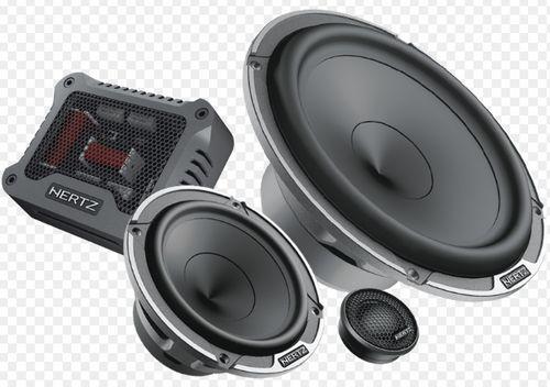 Hertz MPK 163.3 PRO акустика 3-компонентная