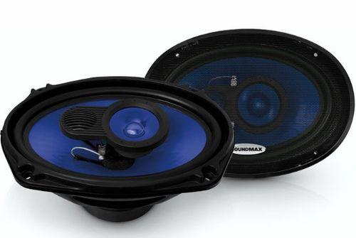 Автомобильная акустика SoundMAX