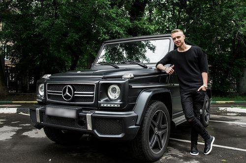 Mersedes Benz g63